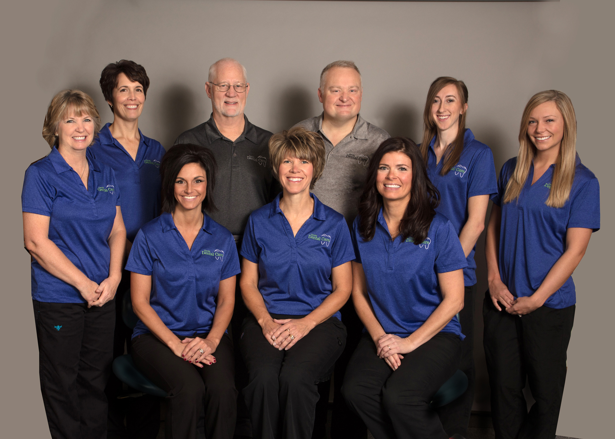 Gentle Dental Staff Photo